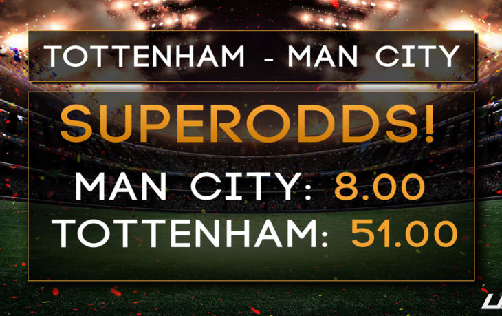 SUPERODDS-Tottenham-ManCity