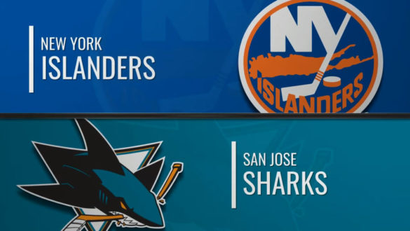 New-York-Islanders-Vs-San-Jose-Sharks