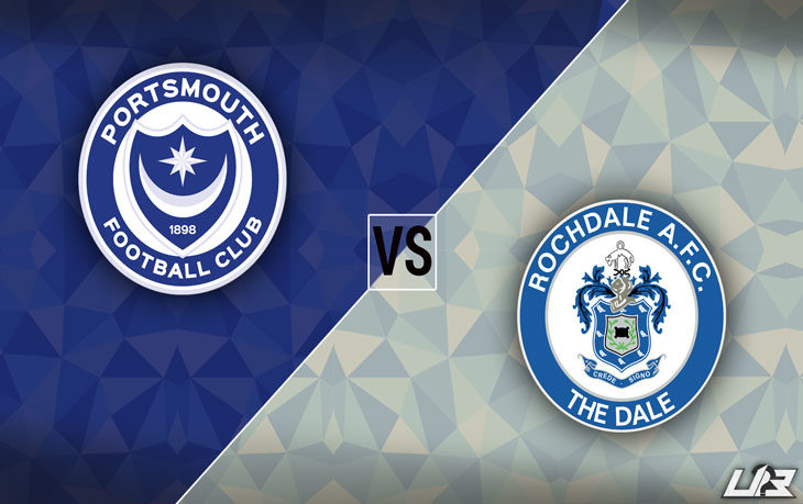 Portsmouth-vs-Rochdale