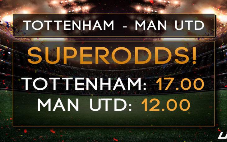 SUPERODDS-Tottenham-ManUtd-888Sport