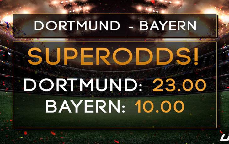 SUPERODDS-Dortmund-Bayern