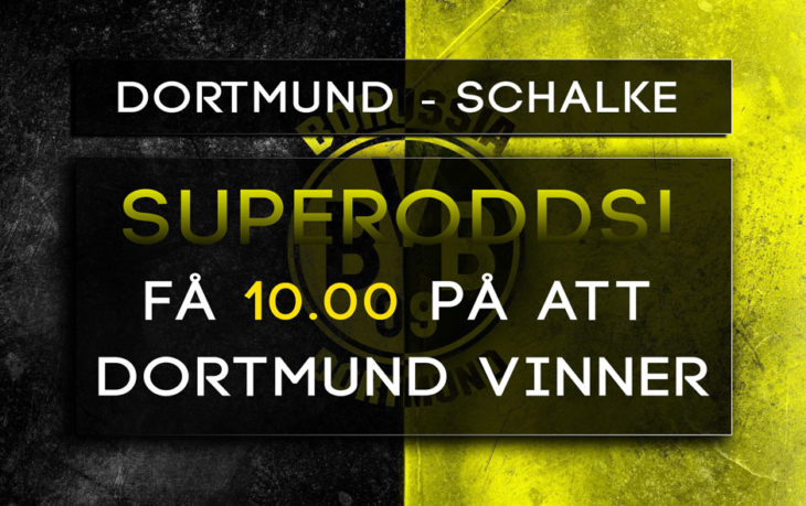 Unibet-superodds-Dortmund