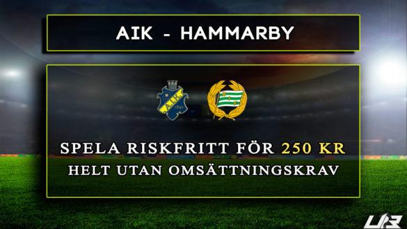 Betfair-Spelbors-AIK-Hammarby-250-kr