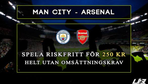 Betfair-Spelbörs-ManCity-Arsenal-250-kr