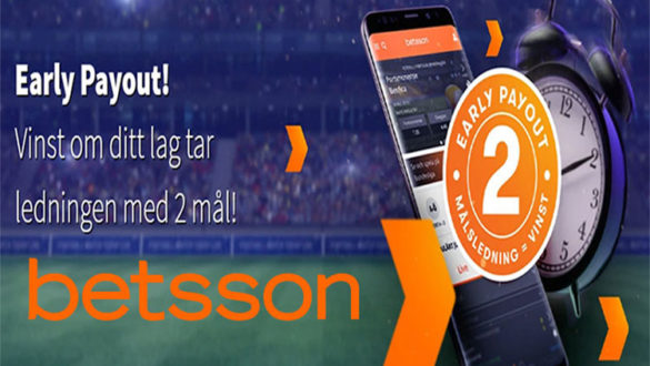 Betsson-Early-payout