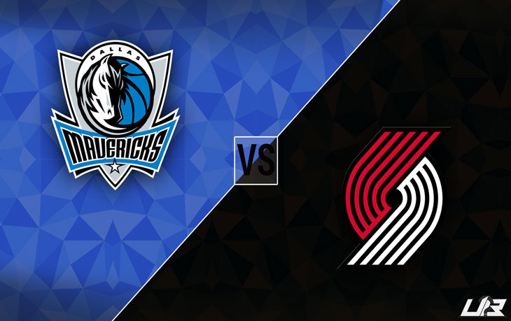 Dallas-Mavericks-vs-Portland-Trail-Blazers