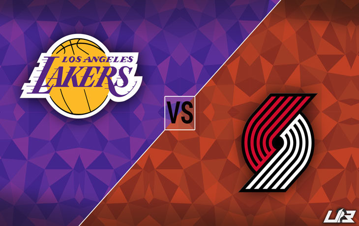 Los-Angeles-Lakers-vs-Portland-Trail-Blazers