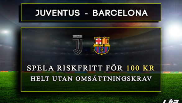 Betfair-Spelbörs-Juventus-Barcelona-100kr