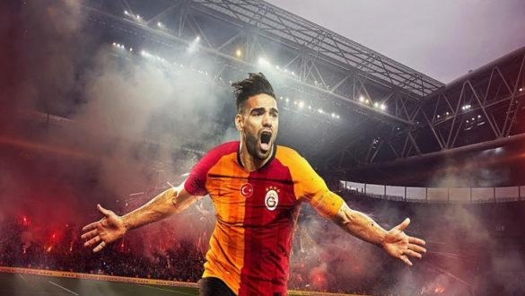 Falcao-Galatasaray