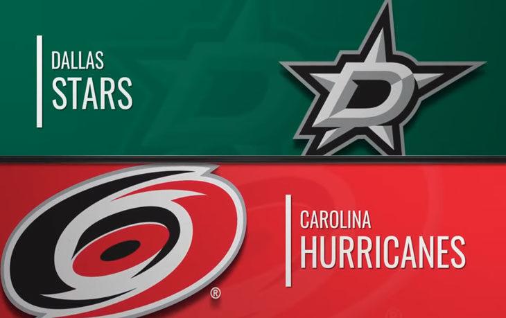 Speltips-Carolina-Hurricanes-Dallas-Stars